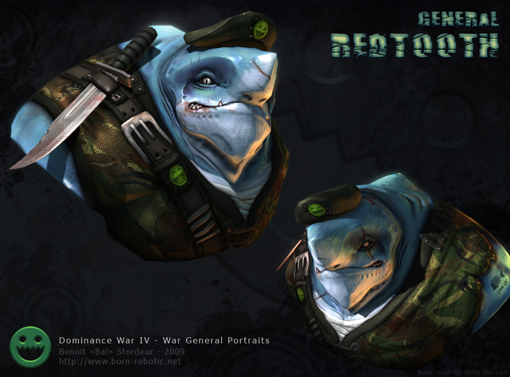 General Redtooth